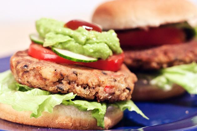 Dia de los Muertos Burger