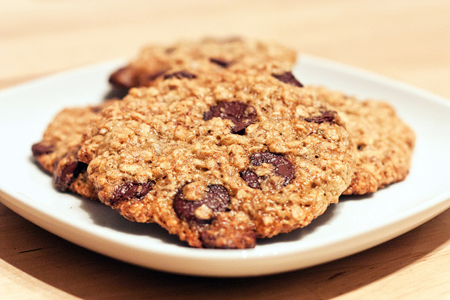 Hafer-Schoko-Kekse