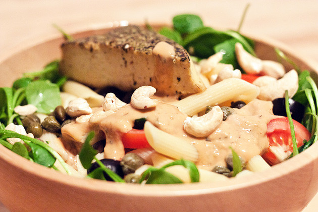 Salat mit Veta
