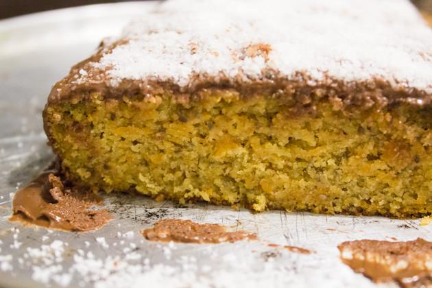 Karotten- Kokos- Kuchen