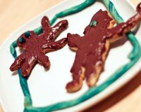Piraten- & Kraken-Kekse