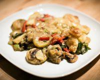Kartoffel-Gemüse-Auflauf