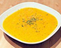 Moehren-Orangen-Suppe