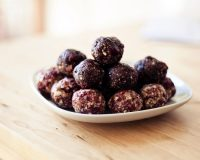 Trockenobst-Nuss Snack – Cranberry & Kakao
