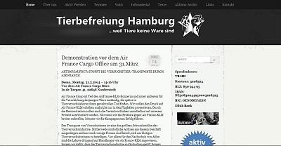 Tierbefreiung Hamburg