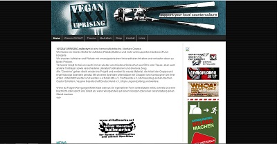 Vegan Uprising
