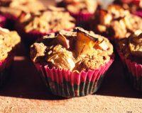 Apfel Chai Muffins