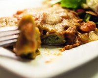 Kräuter-Cashew- Canneloni