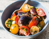 Feuerbohnensalat