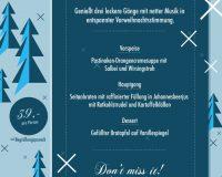 Berlin: Weihnachtsdinner- Kocherei mit Rike