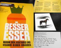 """greenpeace magazin: """"Die Besser Esser"""""""