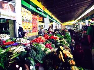 Markt in Nicaragua. (2010)