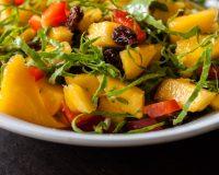 Salat: Mango&Kohl
