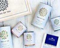 Gewinne ein Tee-Set von Tree of Tea