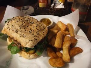 Burger im Serafim