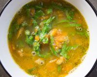 Karotten- Couve- Suppe