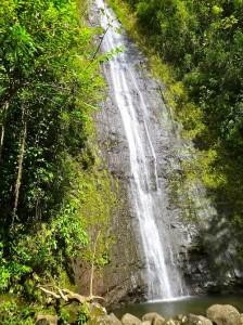 Makiki Falls