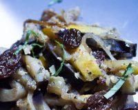 Auberginen- Zucchini- Antipasti