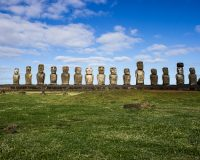 Vegan On The Road: Rapa Nui