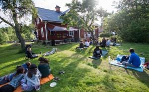 Kaos Skola Festival, Sweden 2015.