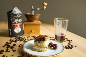 ALBERTO Espresso - Danke Mamma: veganer Tiramisu-Kuchen