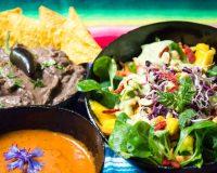 Vegan Grillen: Marinade, Dip & Salat