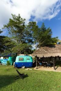 Unser Zuhause an der Laguna Bacalar