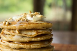 The Drunken Camper Pancakes
