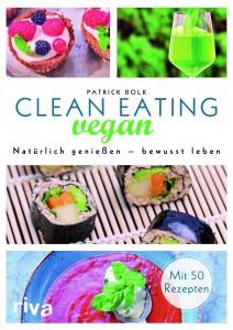 Clean Eating Vegan (Cover) - Patrick Bolk