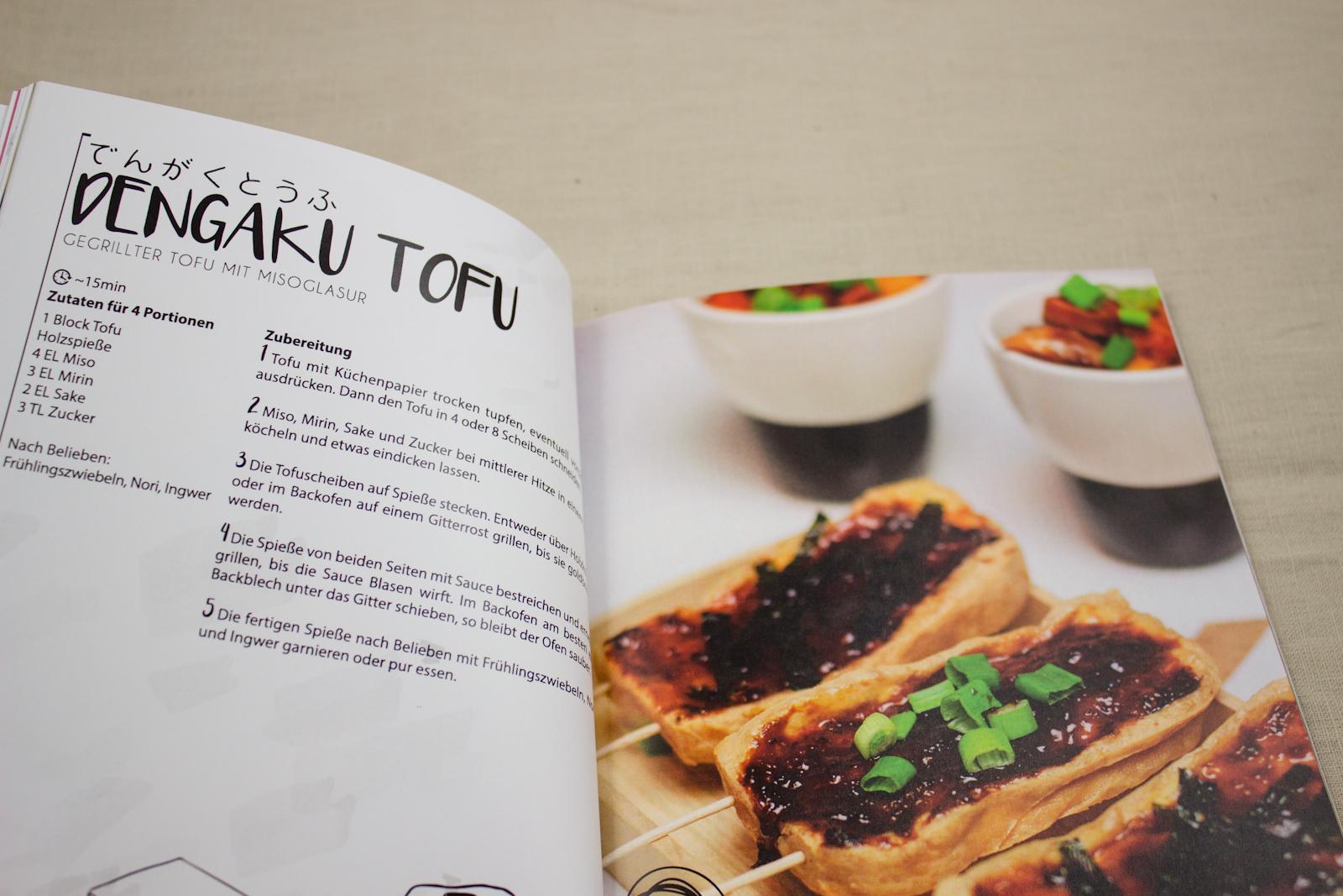 Japan kuchen 3 zutaten
