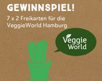 Veggie World in Hamburg 2017