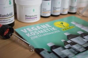 Vegane Kosmetik zum Selbermachen
