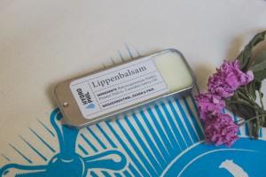 HYDROPHIL Lippenbalsam im Metall-Döschen