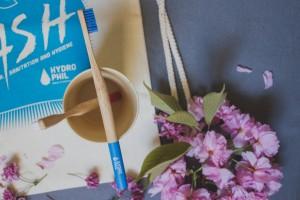Der HYDROPHIL- Klassiker: Bambus-Zahnbürsten