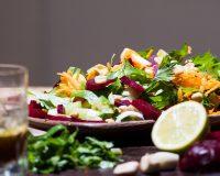 Sellerie Salat mit Bier-Dressing
