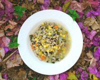 Bohnen Mais Eintopf